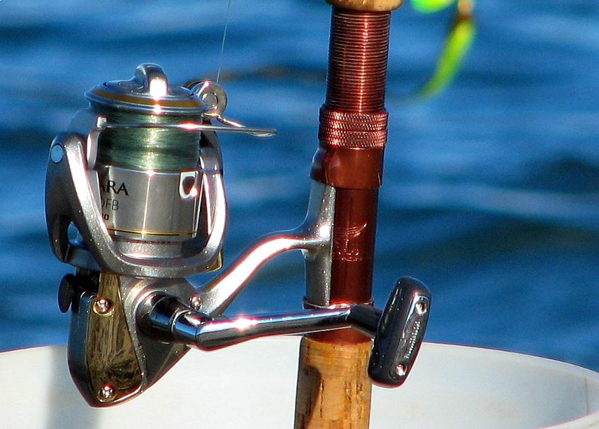 рыболовные катушки конструкции фото