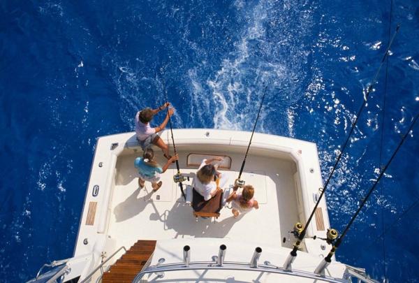 разрешение на морскую рыбалку