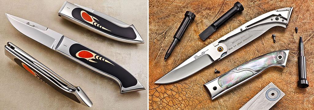Как сделаны складные ножи